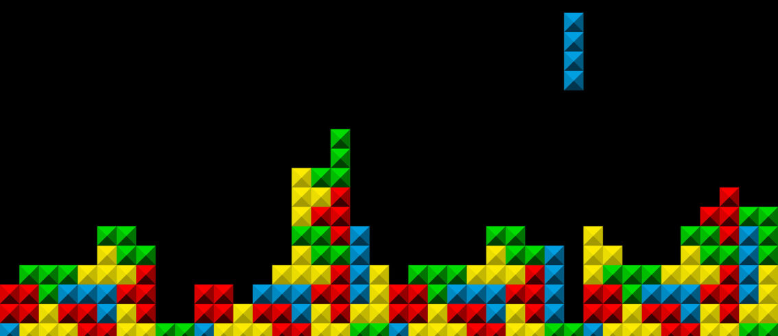 Shaping the demand curve to improve asset utilization is a bit like playing Tetris