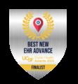 2020 UCSF Best New EHR Advance Finalist