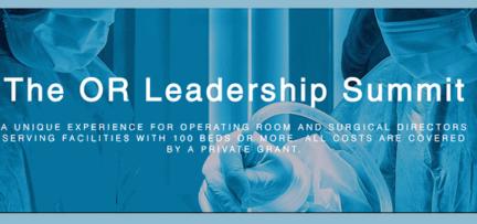 The OR Leadership Summit 2020