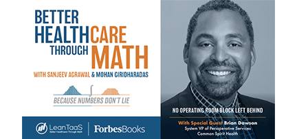 Better Healthcare Through Math-Brian Dawson